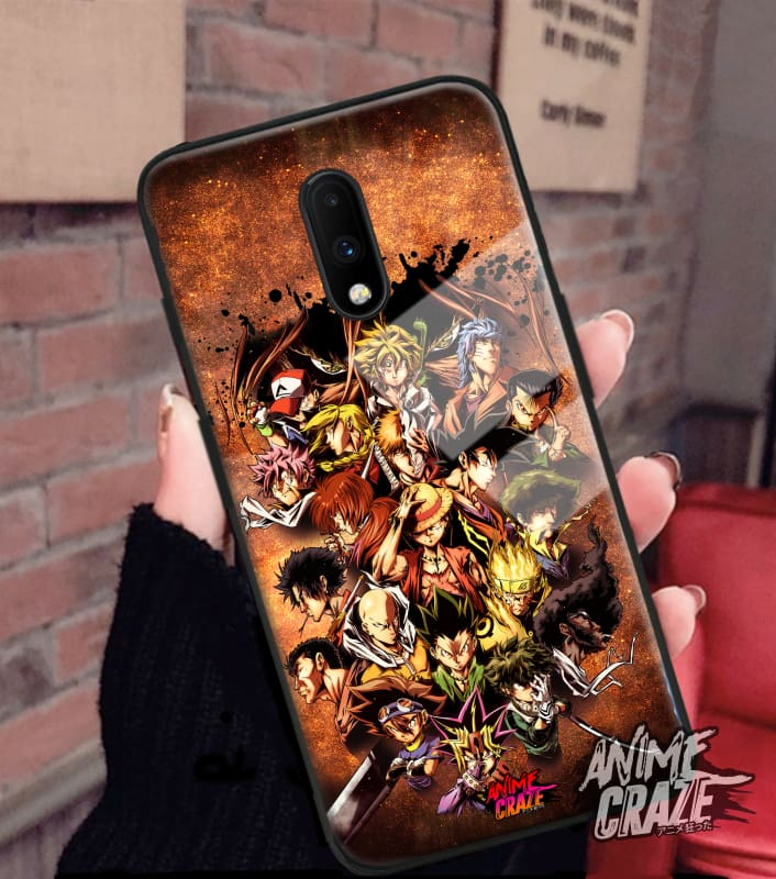 Shōnen MC's OnePlus Case(Exclusive) - Anime Craze