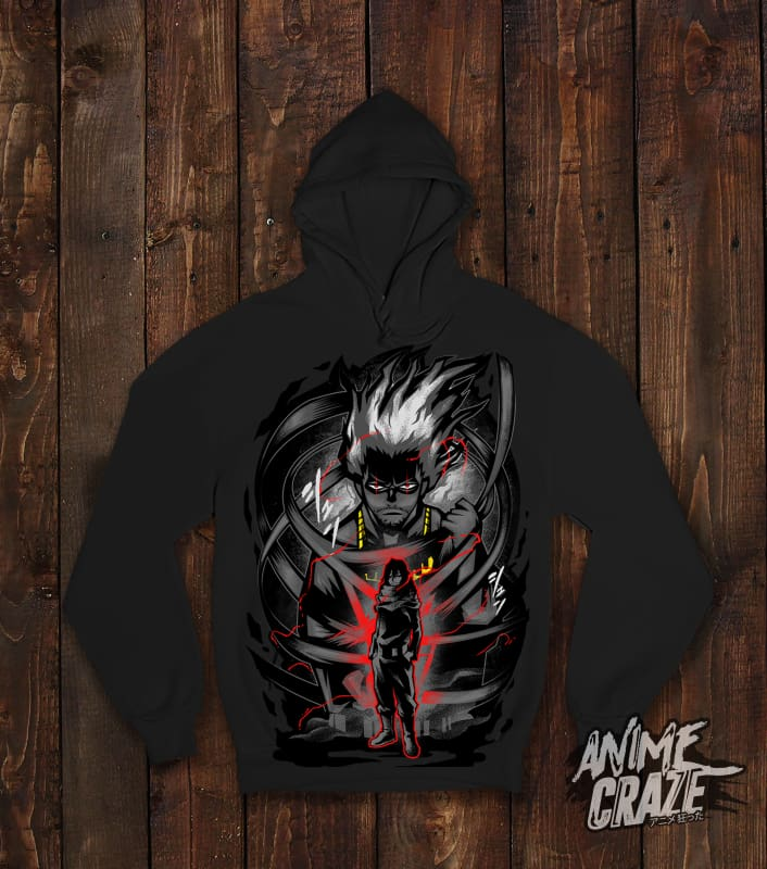 Shota Aizawa Pullover Hoodie(Exclusive) My Hero Academia