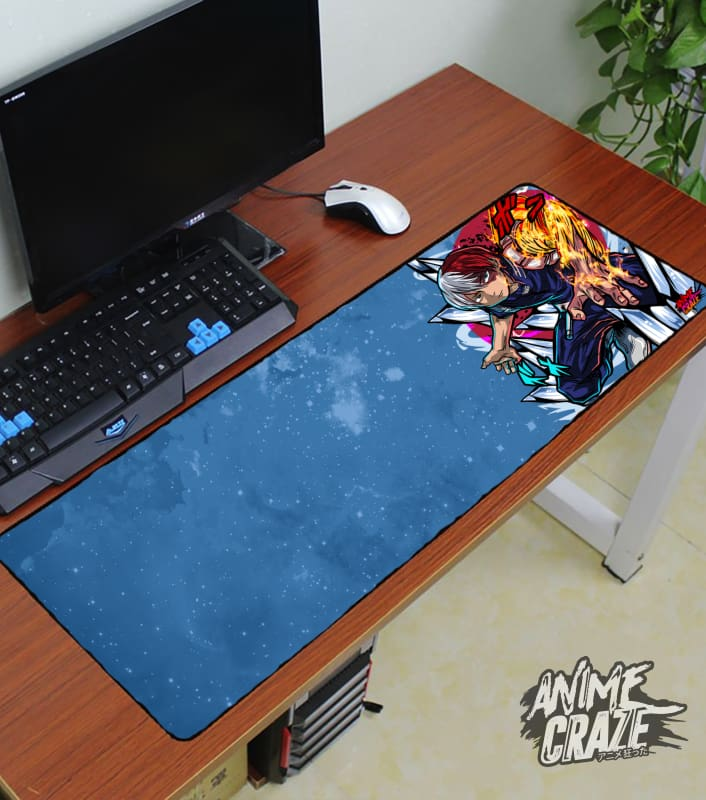 Shoto Mouse Pad(Exclusive) - Anime Craze