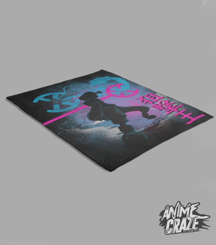 Sogeking Fleece Blanket(Exclusive) - Anime Craze