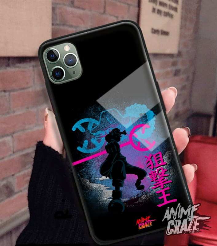 Sogeking iPhone Case(Exclusive) - Anime Craze