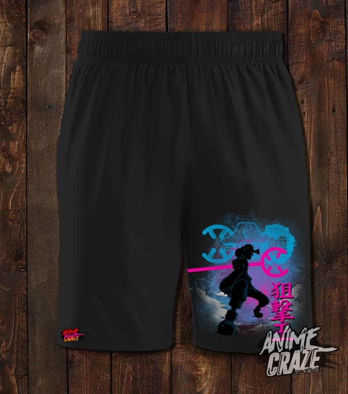 Sogeking Swimming Shorts(Exclusive) - Anime Craze
