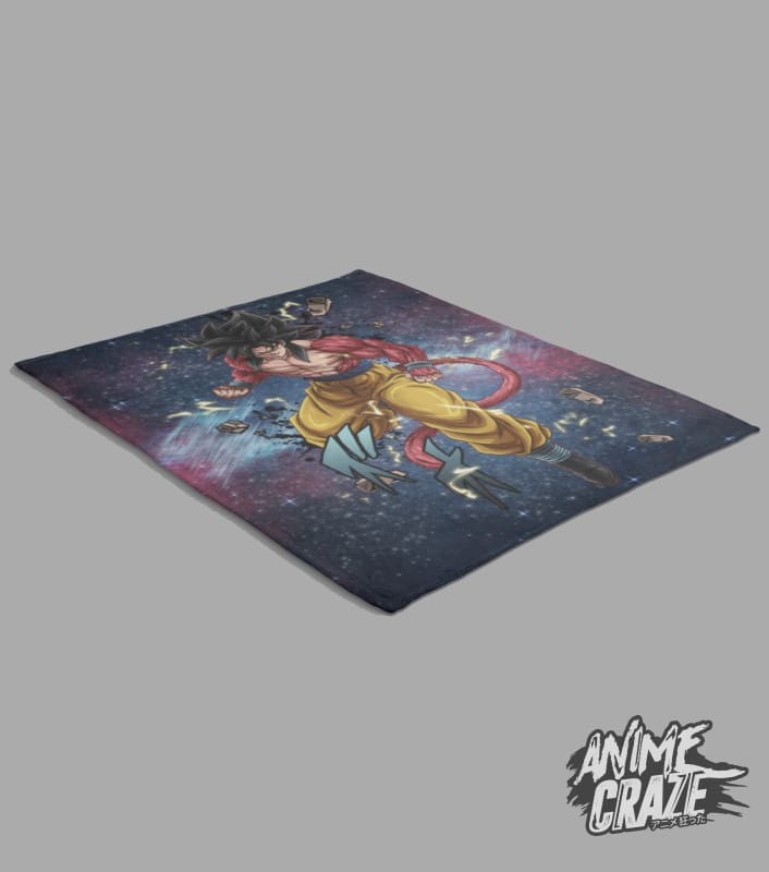 SS4 Fleece Blanket(Exclusive) - Anime Craze