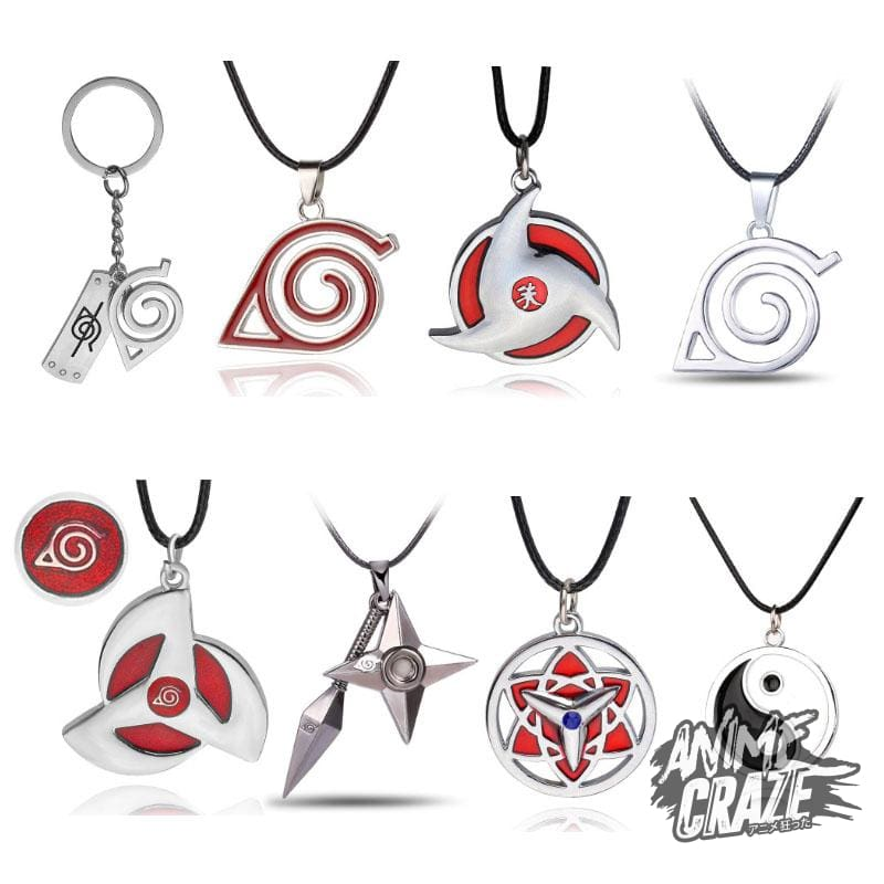 Symbols Necklaces(Limited Time) - Anime Craze