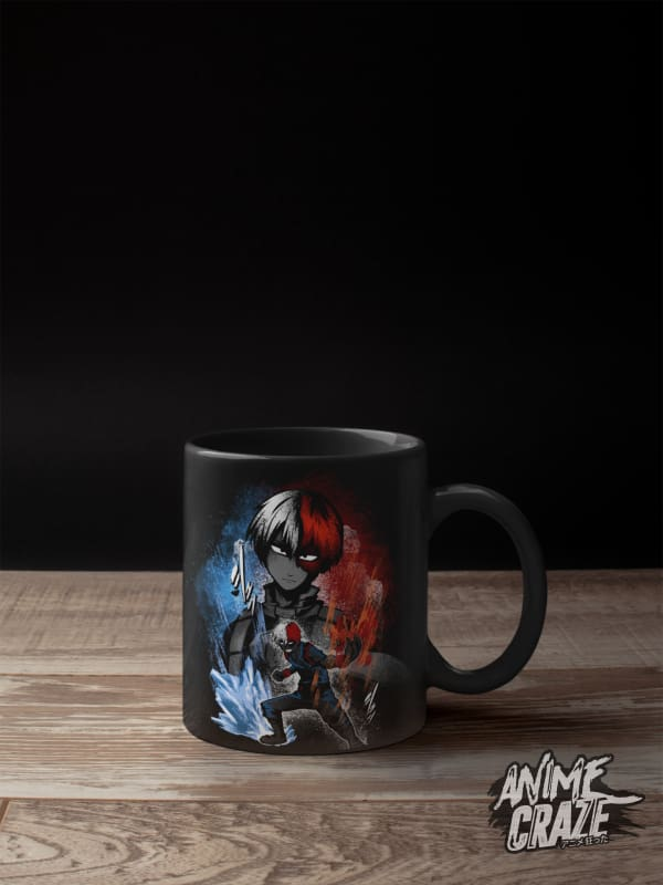 Todoroki Mug(Exclusive) - Anime Craze