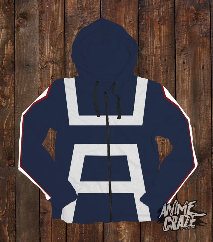 Tournament Tracksuit Hoodie(Exclusive) - Anime Craze
