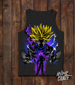 Trunks Tank Top(Exclusive) - Anime Craze
