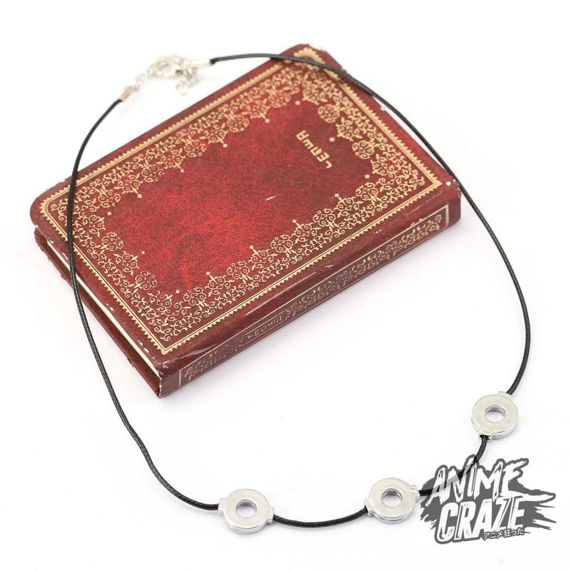 Uchiha Necklace(Limited Time) - Anime Craze