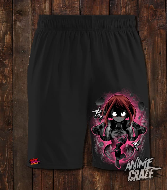 Uraraka Swimming Shorts(Exclusive) - Anime Craze