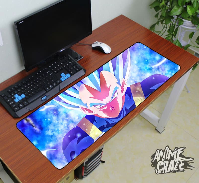 Vegeta Blue Mouse Pad(Limited Time) - Anime Craze