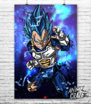Vegeta Poster(Exclusive) - Anime Craze