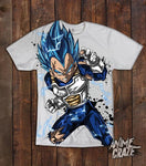 Vegeta T-shirt(Exclusive) - Anime Craze