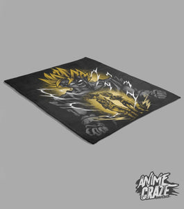 Vegeto Fleece Blanket(Exclusive) Dragon Ball