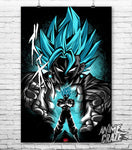 Vegito Poster(Exclusive) - Anime Craze