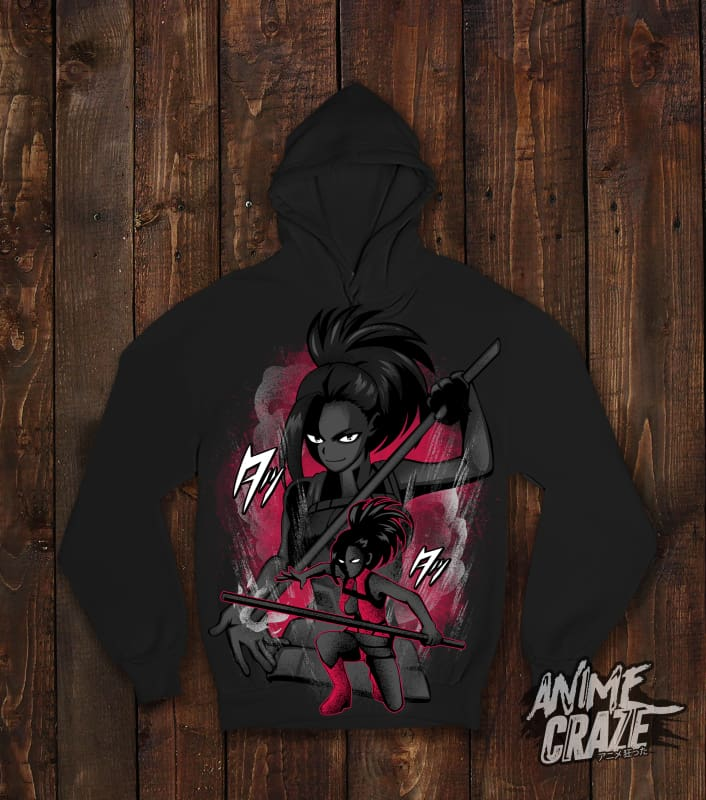 Yaoyorozu Pullover Hoodie(Exclusive) - Anime Craze