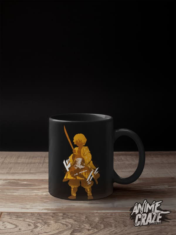 Zenitsu Agatsuma Mug(Exclusive) - Anime Craze