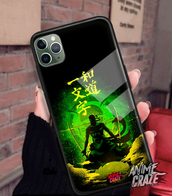 Zoro iPhone Case(Exclusive) - Anime Craze