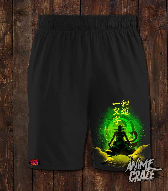 Zoro Swimming Shorts(Exclusive) - Anime Craze