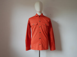 Broadford Work Shirt - Rust