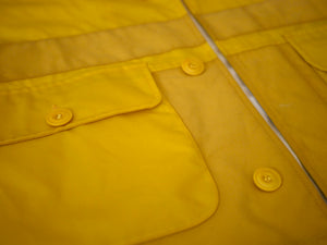 Mariner Wax Jacket - Sunshine/Mustard