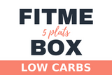 FITME BOX 5 PLATS LOW CARBS