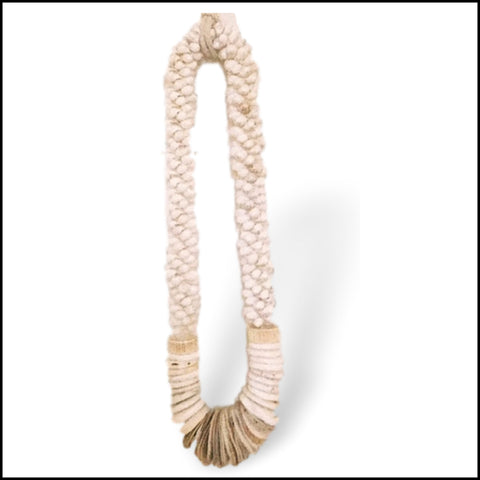 Tribal Shell Necklace