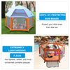 best playpen for baby from Exqline -  outdoor backyard use