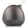 400ml Aromatherapy Essential Oil Diffuser - 360 Degree Directions of Mist Output