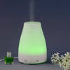 120ml Ultrasonic Aroma Essential Oil Diffuser, 7 Color Changing LED Lamps for Small Rooms