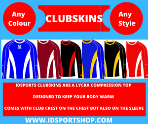 clubskins to keep your body warm
