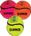 Fluorescent color training sliotar