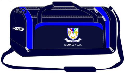 Kilmaley Gaa gear bag in two sizes