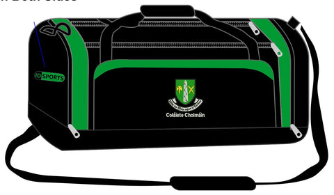 St Colmans Gear bag