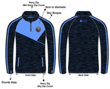 Ennistymon Vocational School Half zip top