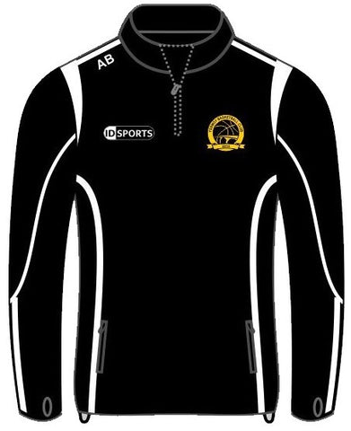 Fermoy Basketball Club Half zip top