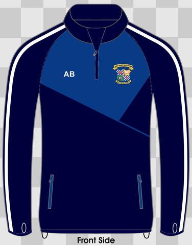 Holy Trinity N.S Fethard 1/4 zip top
