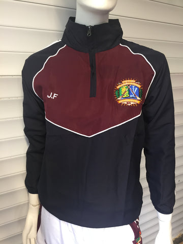 Broadford Hurling Club Training Jacket/drill top