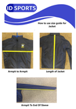 St Ailbes soft shell school Jacket