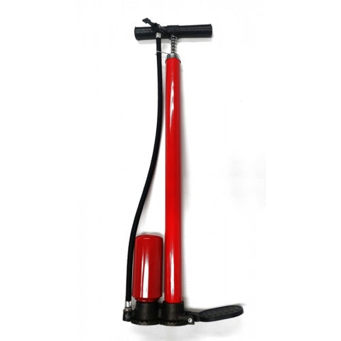 Stirrup football pump