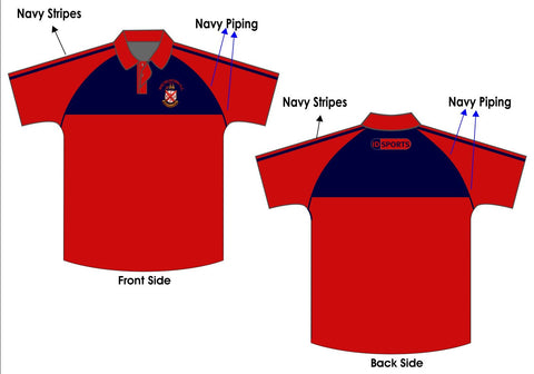 Mitchelstown Golf Club polo shirt