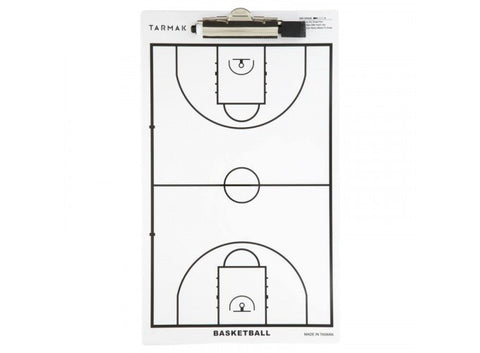 Basketball coaches clip board