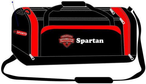 Spartan Kettlebells gear bags in two different sizes
