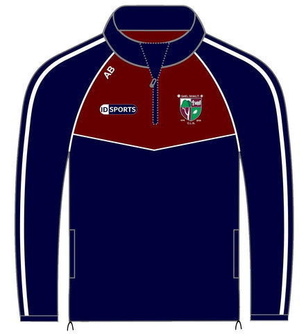 Galtee Gaels overhead half zip training Jacket
