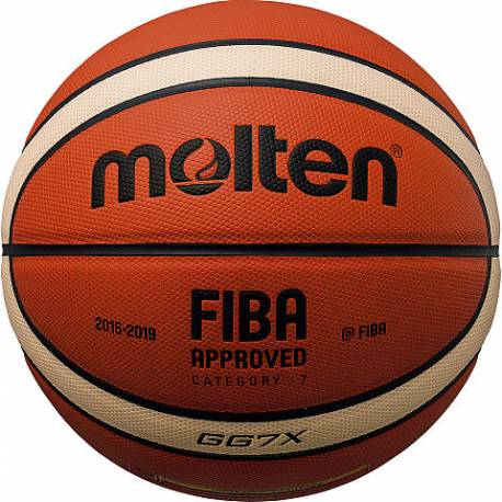 Molten GG7X & GG6X official Irish league basketball