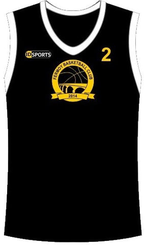 Fermoy Basketball Supporters/training jersey