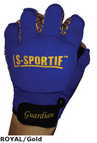 LS Sportif Guardian Hurling/Camoige glove ROYAL/GOLD