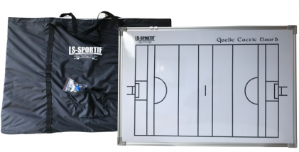 Large Gaa Tactic board in white