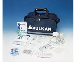 Vulkan professional first aid bag (empty)