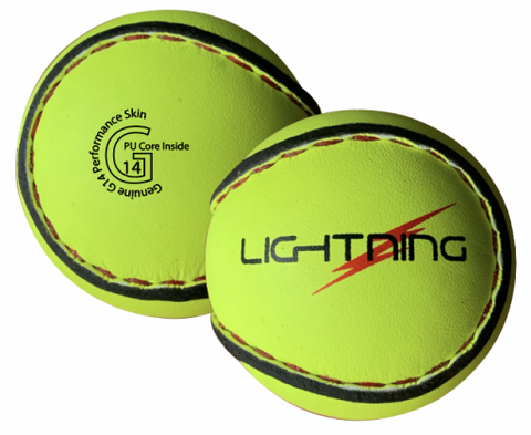 Lightning Match quality sliotar