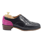 Women Black Oxford Shoes